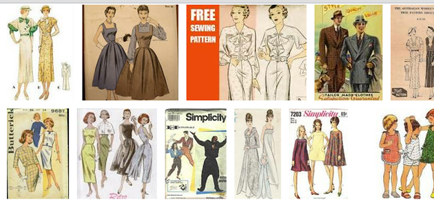 Awesome 1950 Sewing Patterns Elaboration - Sewing Ideas ...
