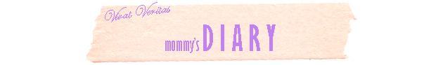 mommy's diary