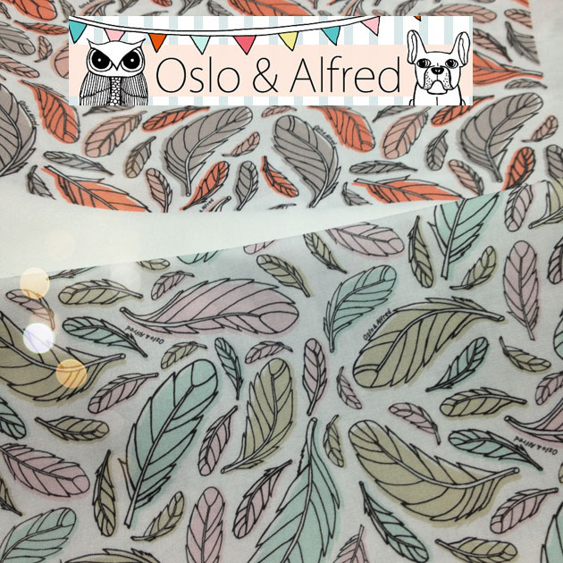 Oslo and Alfred Fabric copy