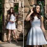 white casual wedding dress vivat veritas ss13 2