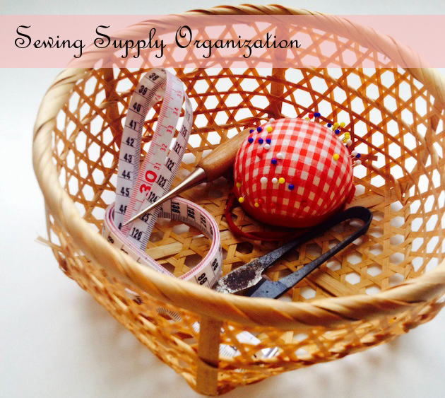 sewing supply organization