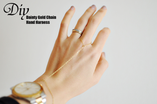 dainty gold chain bracelet top by vivat veritas