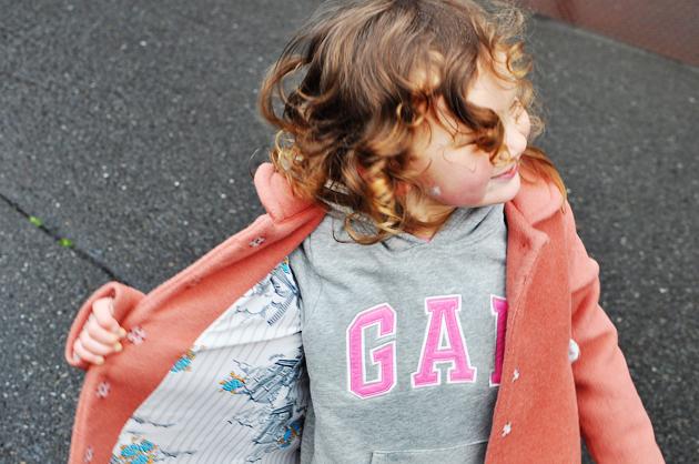 toddler coat lining by vivat veritas