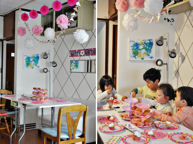 kids party cupcake decoration party by vivat veritas - Cupcake Decorating Party