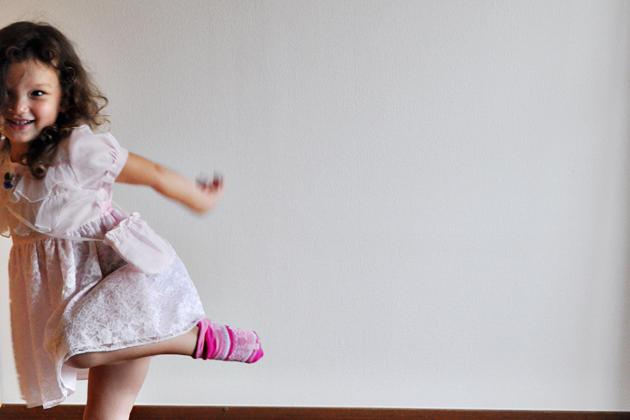 Pink Dress Kiko