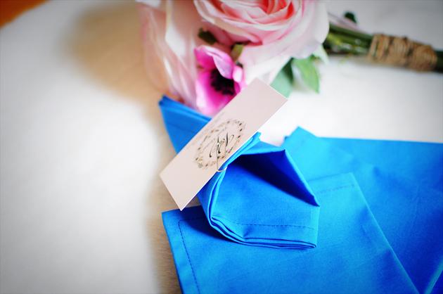 eclectic blue pocket squares vivat veritas