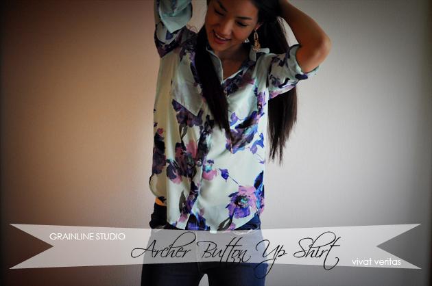 grainline studio archer button up shirt vivat veritas8 copy