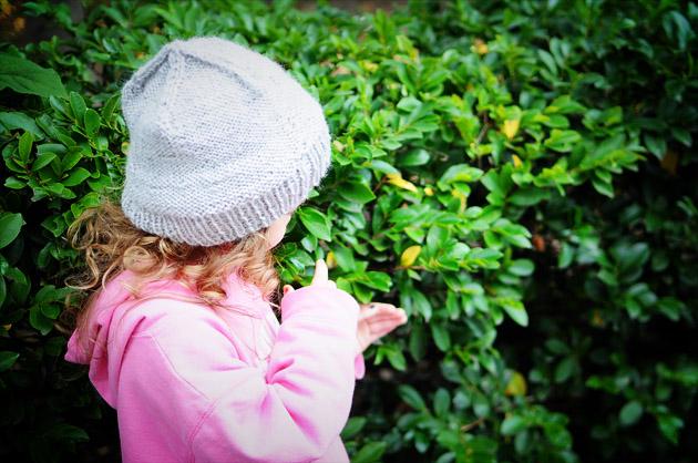 woollywormhead knit hat