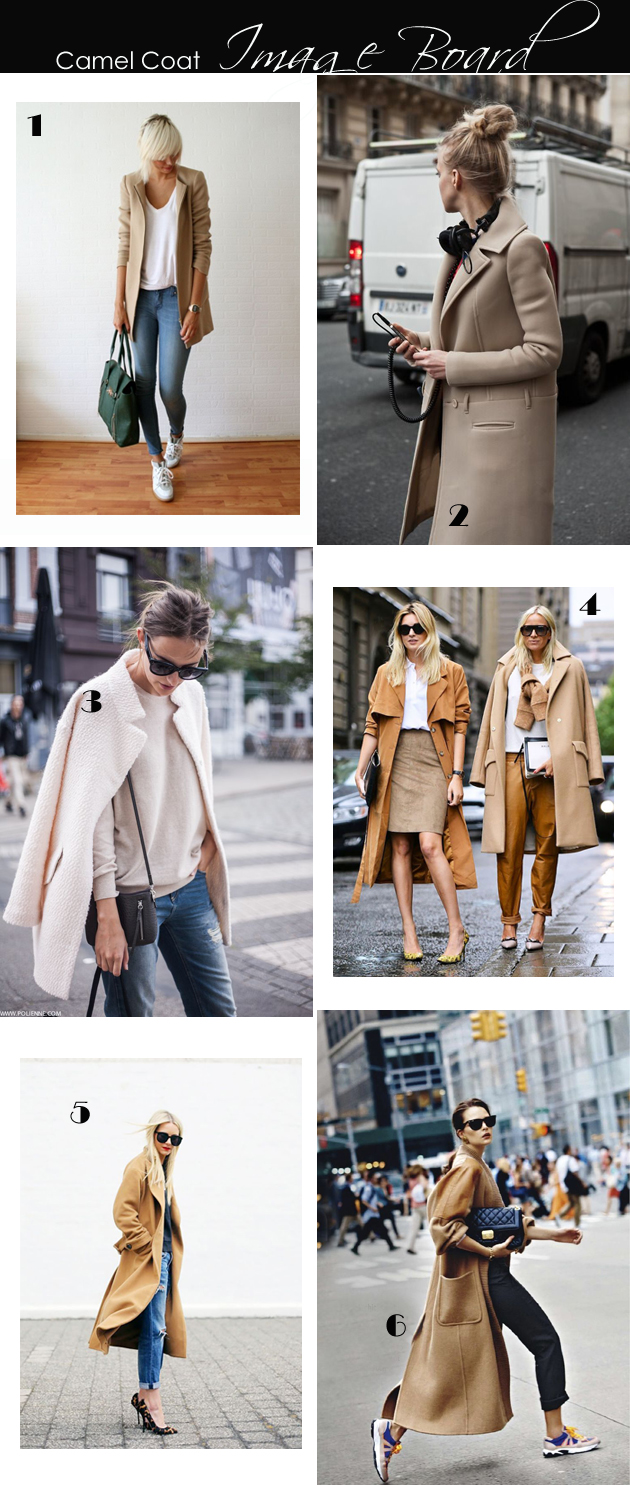 camel coat inspiration board vivat veritas blog