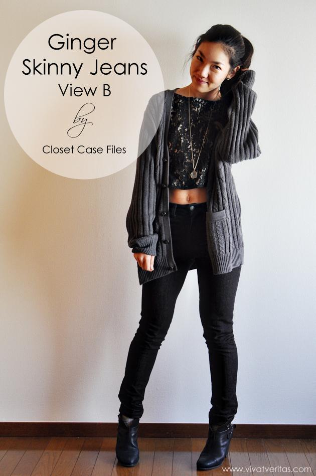 ginger skinny jeans view b vivat veritas1