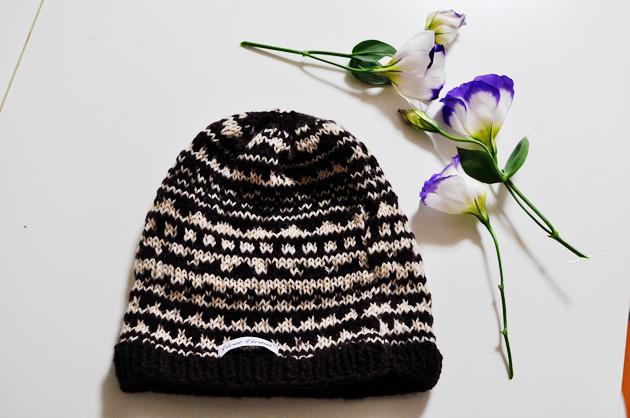 knitted hat diy vivat veritas5