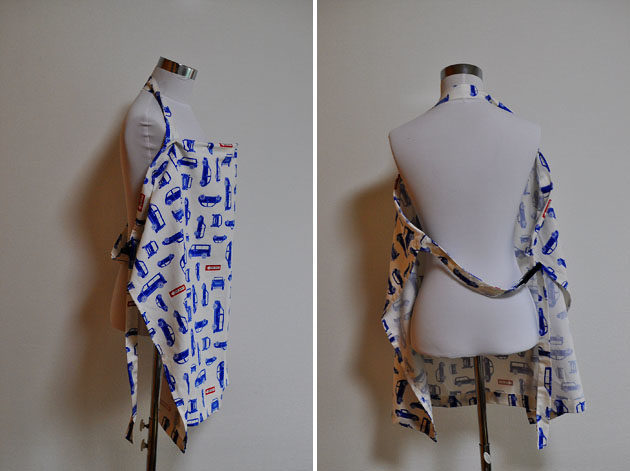 nursing cape tutorial