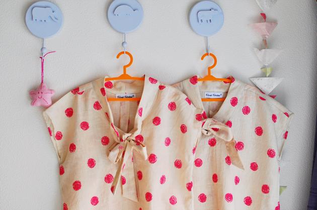 Matching Little Girls Dresses