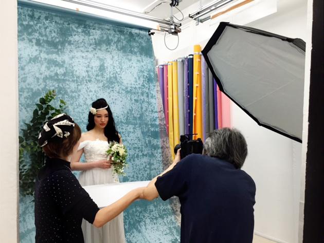 Viva Veritas Bridal Shoot Behind the Scenes2