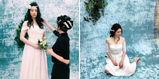 Viva Veritas Bridal Shoot Behind the Scenes3