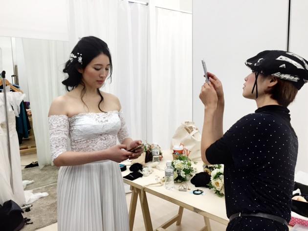 Viva Veritas Bridal Shoot Behind the Scenes5