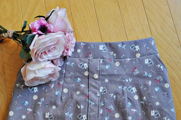 Brown Skirt2