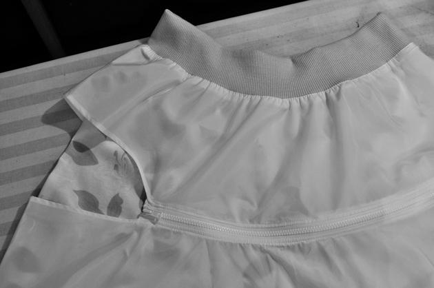 Big Zipper Skirt