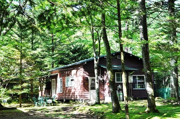 Karuizawa Cabin3