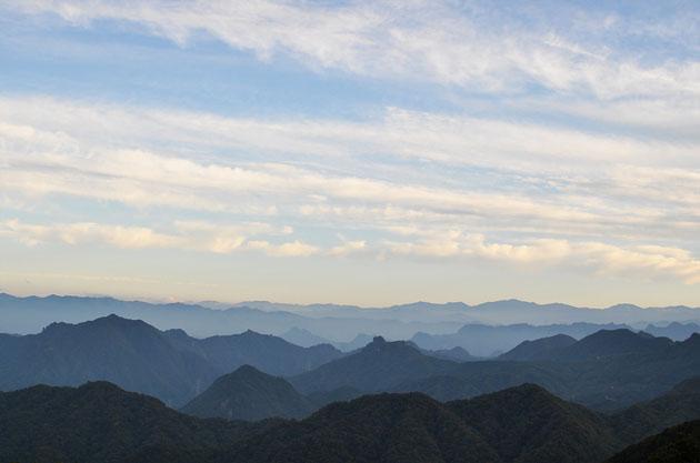 Karuizawa Hiking view