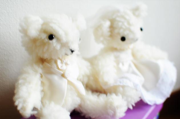 Wedding welcom bears2