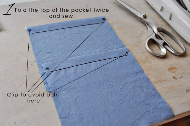 Bellows Pocket Tutorial 1