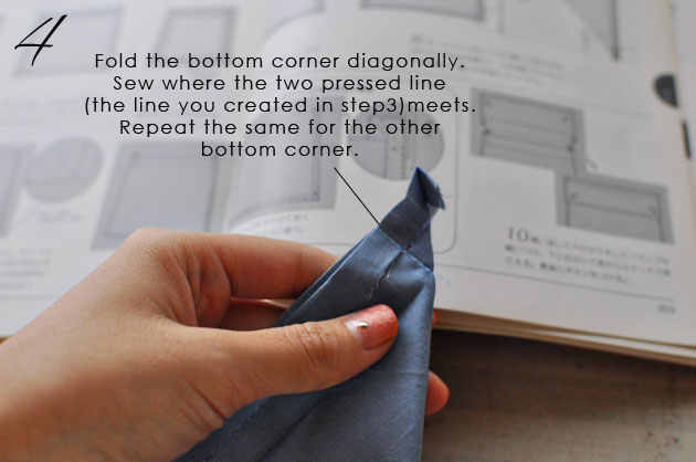 Bellows Pocket Tutorial 4