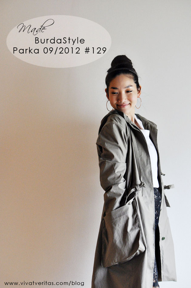 BurdaStyle Parka 09 2012 129 by Vivat Veritas