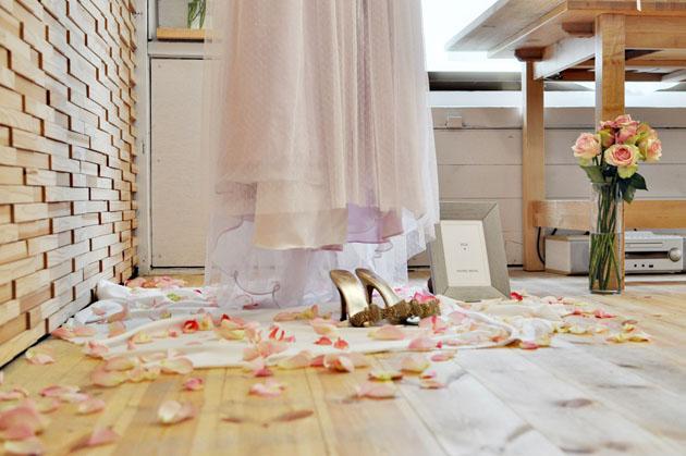 rachel bridal dress