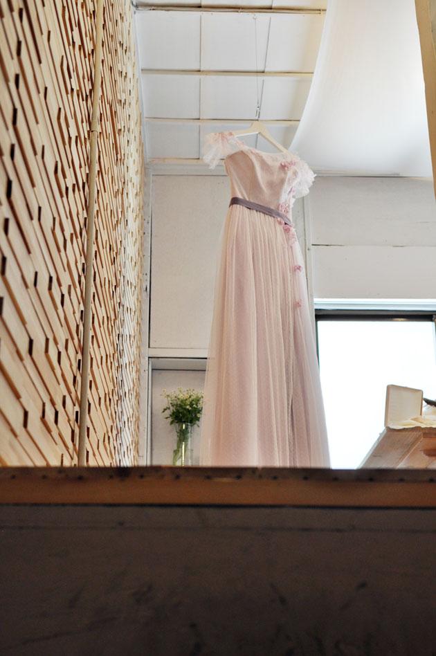 rachel bridal lavender color wedding dress