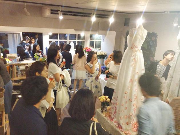 rose museum wedding box reception3