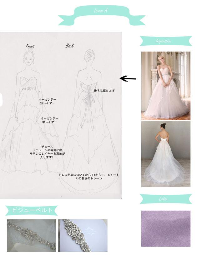 20160530-THE DRESS Dress A Sketch copy