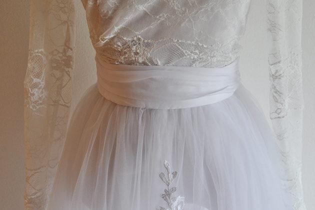 olivia palermo inspired wedding dress